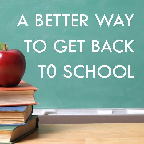 Tips for a Tranquil Transition Back to School
